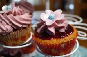 Cupcake Heidelbeere (3)