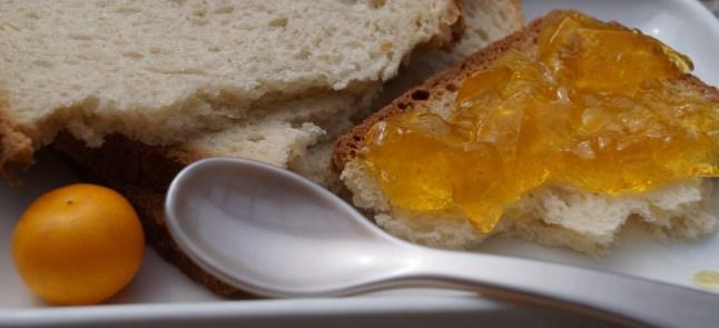 Orangen-Mango-Gelee