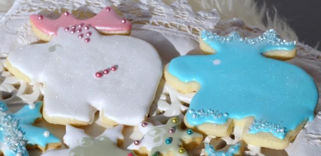www.Weihnachtsplätzchen °Elch-Prinzenpaar