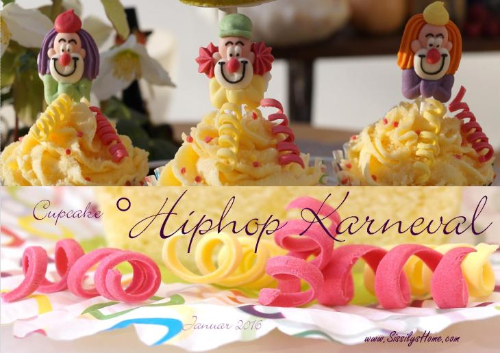 Titelbild Cupcake °Hiphop Karneval