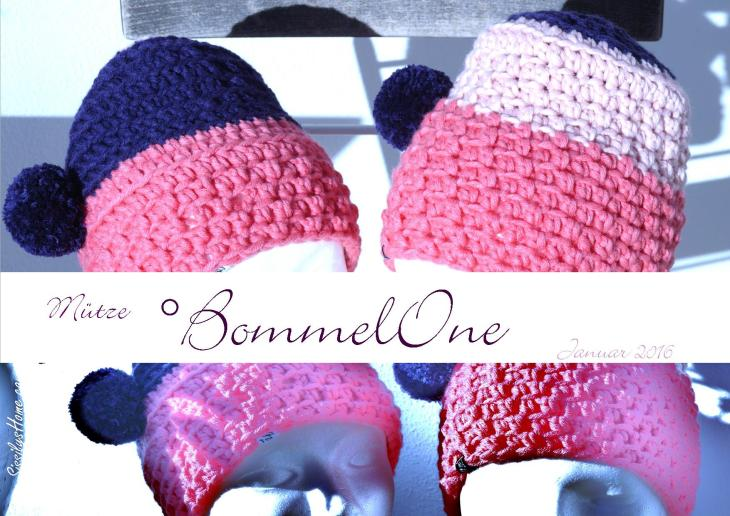 Titelbild Mütze BommelOne Sorbet