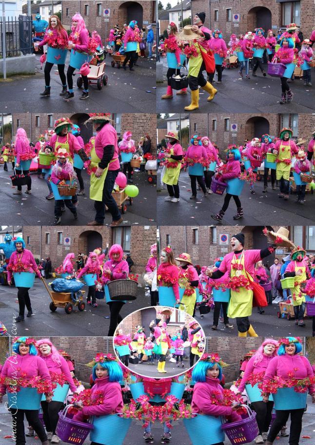 Karnevalszug Merten 2016
