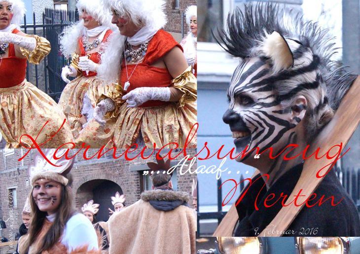 Titelbild Karnevalsumzug Merten