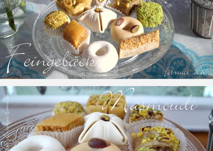 Titelbild Tunesisches Feingäck °الحلويات التونسية