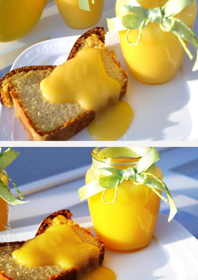 Lemon Curd Zitronencreme
