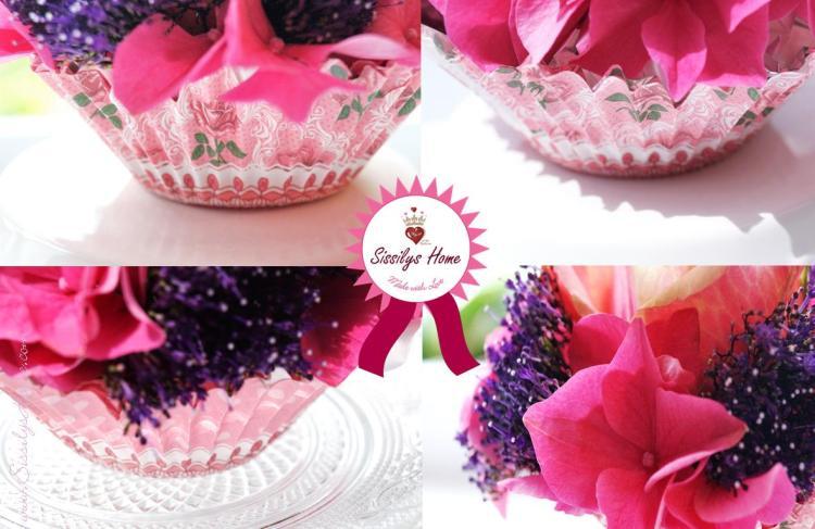 Muffins mit Blumen 28